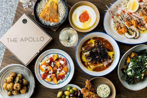 オーストラリア・シドニー発モダンギリシャレストラン「THE APOLLO」のクリスマス限定コースが登場!