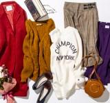 【明日なに着る?】ALLプチプラ企画が再始動♡ お嬢かわいいチェック柄スカートの着こなし【1/20days】
