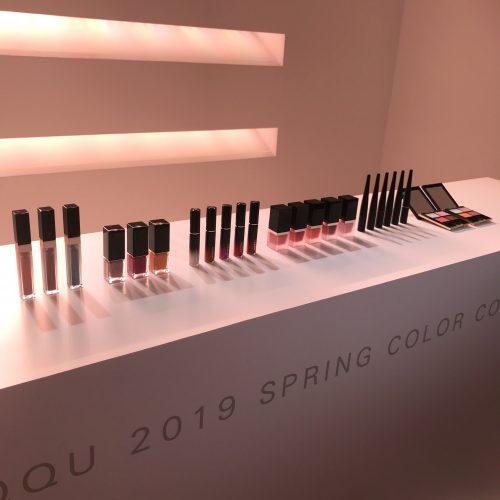 儚げな美しさ。SUQQUの春新色は「優明光線」がテーマ