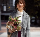 ピンクスカートで程甘に♡おすすめの冬コーデ4選