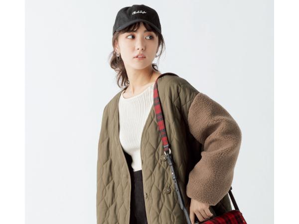 黒キャップでスポーツMIX♡おすすめの冬コーデ6選