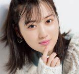 乃木坂46・山下美月の春メイク♡リップは「青みピンク&ホログラムラメ」推し!