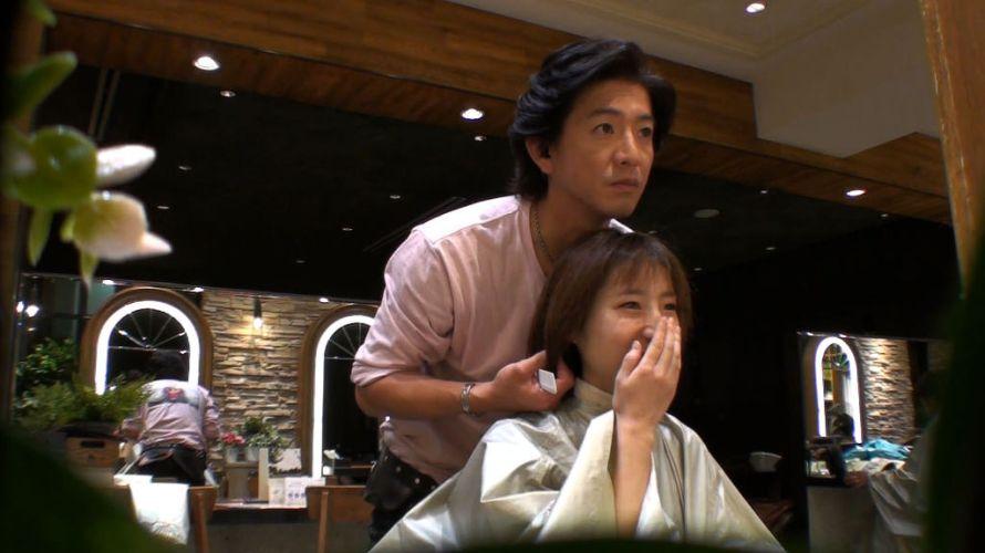 突然目の前に現れた美容師が木村拓哉だったら?