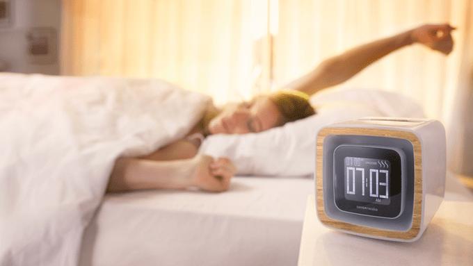 睡眠の質を劇的にUPさせる!Googleも認めた発明品がついに上陸
