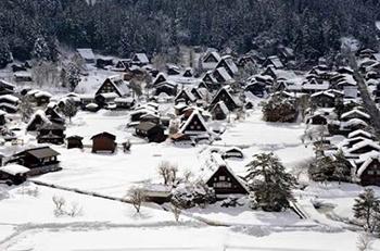 絶対行きたい♡冬の絶景スポットランキングTOP10が美しすぎる