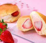 まるごとイチゴ♡Samantha Thavasa Sweets×八天堂が発売スタート!