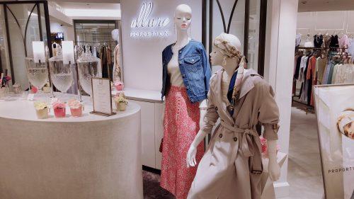 洋服だけでなく雑貨も!「PROPORTION allure 横浜ジョイナス店」がかわいすぎる!