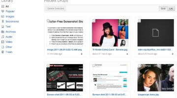 CloudApp – A Simple Way to Quickly Share Files