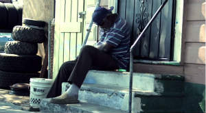 Why This Stoop Sitting Video Bothers Me