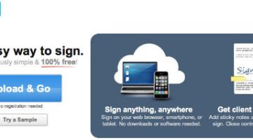SignNow is a Free and Awesome Way to Sign Documents