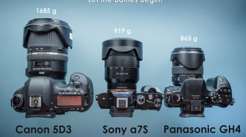 My Top 5 Bold Predictions in 2015 #3 – Mirrorless Goes Mainstream