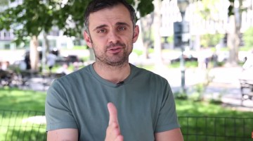 Gary Vaynerchuk On Why He's Not Answering Your Email