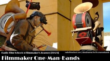 Filmmaker One-Man-Bands [RFS-FJ23]