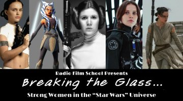 "Strong Female Characters in ""Star Wars"" – A Breaking the Glass Special"