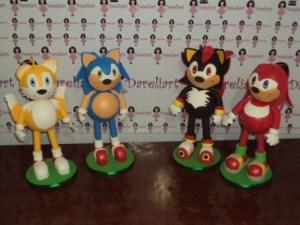 Turma do Sonic – Dareliart