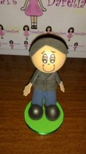 Boneco Anos 60 em Eva 3d - Dareliart (3)