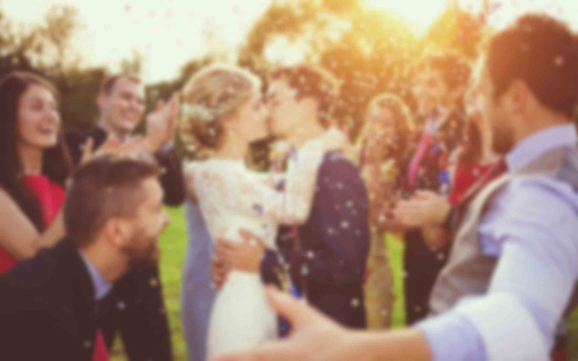 Katie & Adam's Pretty Champagne Wedding At The Manor House Hotel