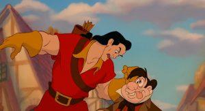 Gaston, Lefou, Beauty & The Beast, 1991, Disney