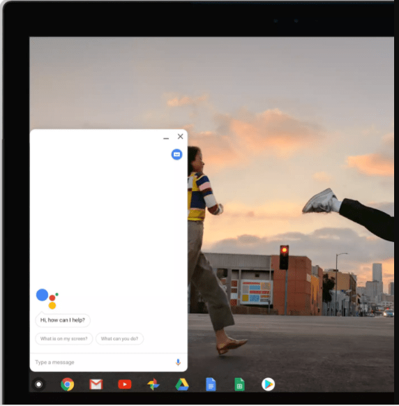 Google Pixelbook Google Assistant