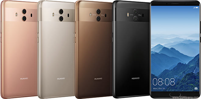Mate 10 Colors