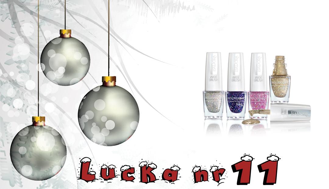 Adventskalender 2016 Lucka 11 - Isadora