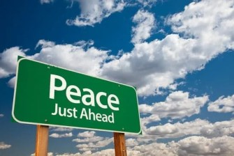 stress reduction means peace