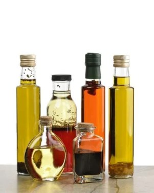 Olive Oil,Salad Dressing And Vinegar for fresh food options