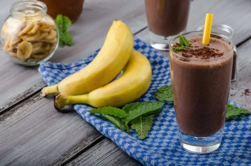 Chocolate dream smoothie