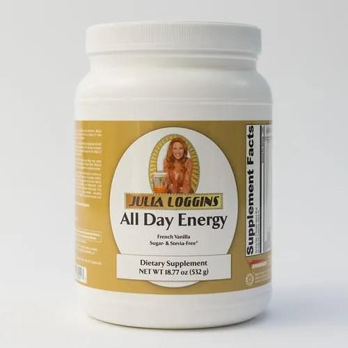 Julia Loggins All Day Energy