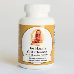 Julia Loggins The Happy Gut Cleanse Toxin Cleansing Formula
