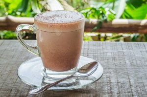 Guilt-Free Hot Chocolate