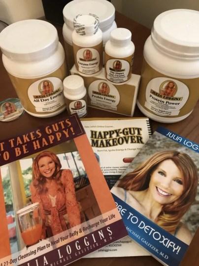 Julia Loggins' Products