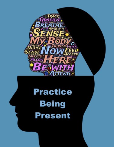 Mindfulness creates space for pain to ebb