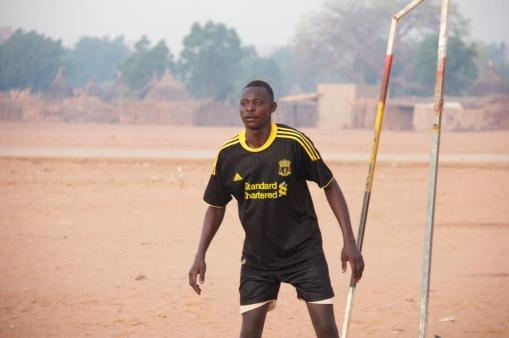 Ismail goalkeeper