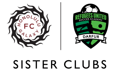Honolulu Galaxy is our first Sister Club!