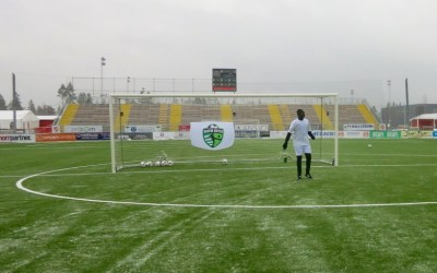 2017 Darfur United Men's Soccer Training Camp in Östersund, Sweden