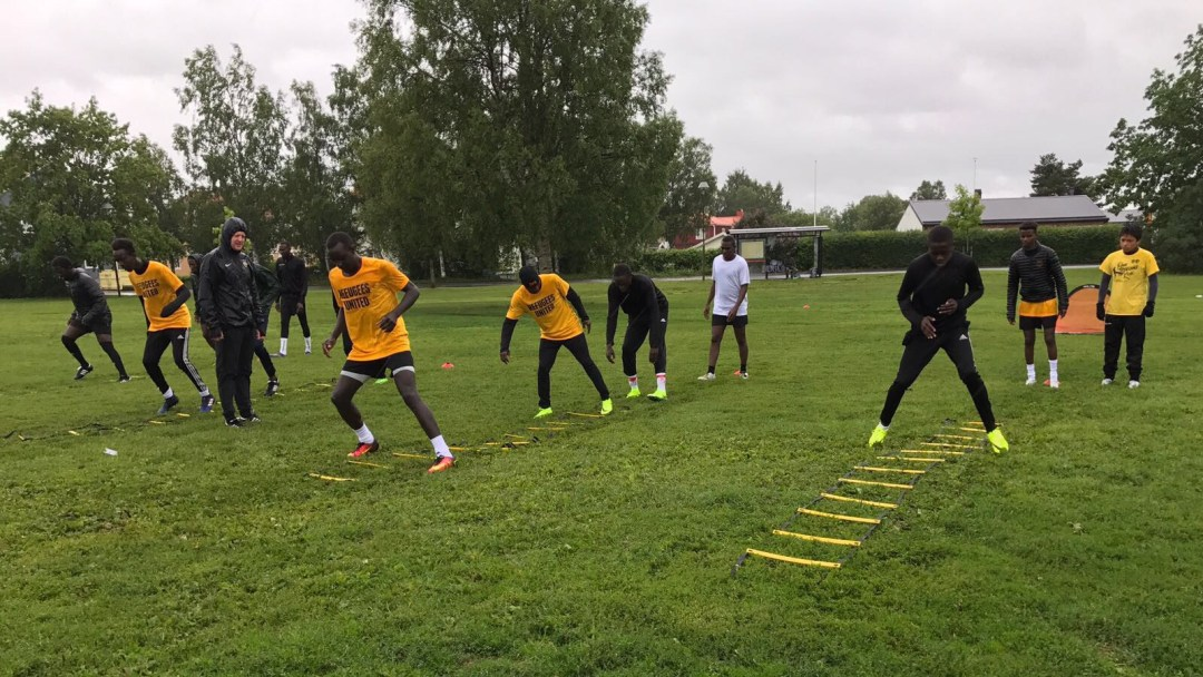 Darfur United Tryouts: July 28-29, 2018