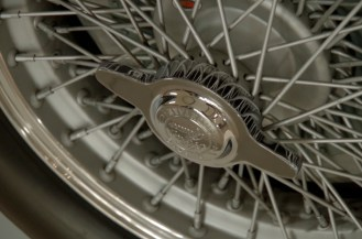 Detail on the 6C.
