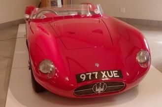 A Maserati 150S
