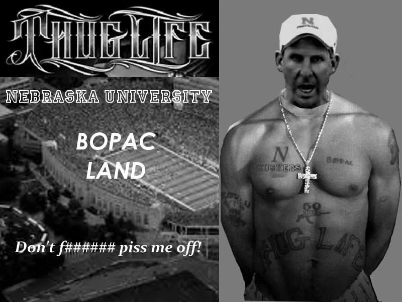 Bo Pelini Thug Life