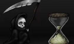 Pictue of little grim reaper