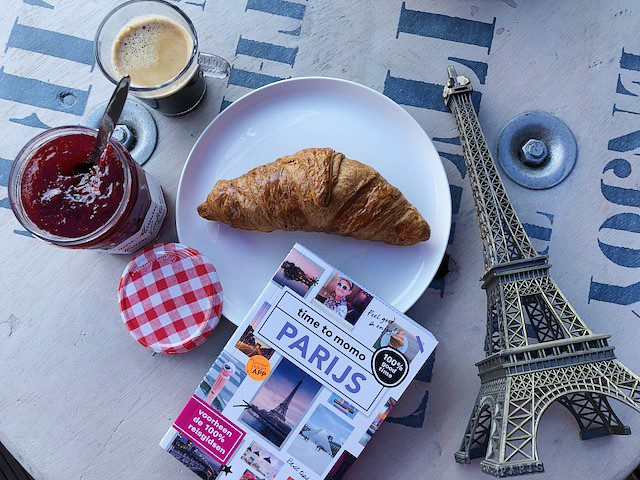 Boek review | Time to Momo Parijs