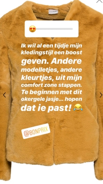 Instagram Stories - Kledingkast praat #2