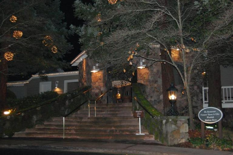 The Restaurant at Meadowood – 12/26/09