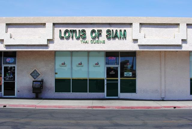 Lotus of Siam (Las Vegas, NV)