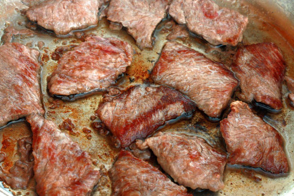 Mongolian Beef prep 3
