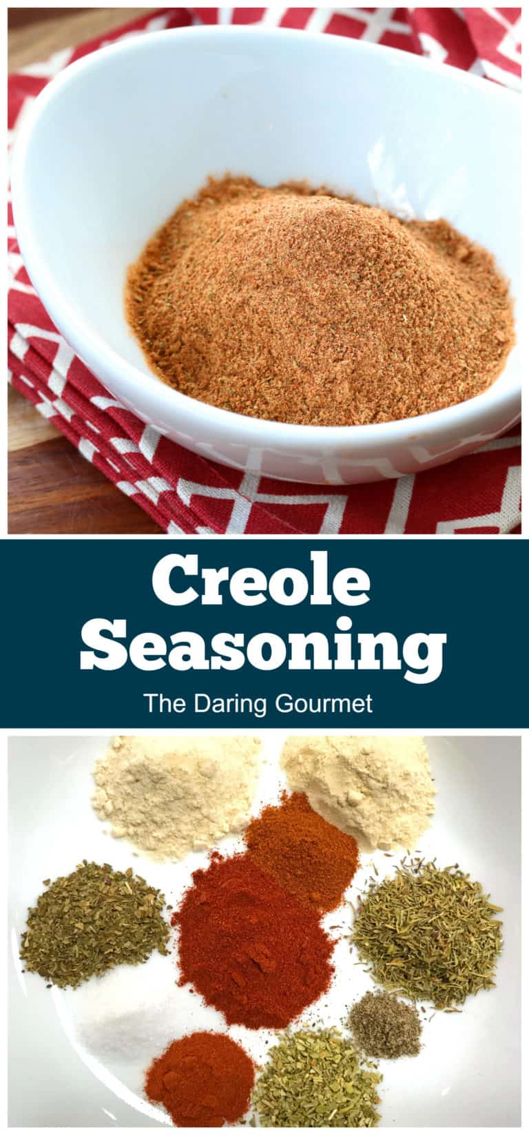 What's Up In Creole : what's, creole, Creole, Seasoning, Recipe, Daring, Gourmet