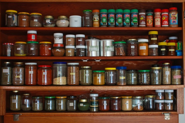 Dean And Deluca Spice Rack Classy Rack Of Spices Home Design Ideas