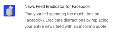 Facebook News Feed Eradicator Chrome Extension. 4 tools/apps to control your screen time and social media - Daring Living #daringliving #space #mindfulness #selfawareness