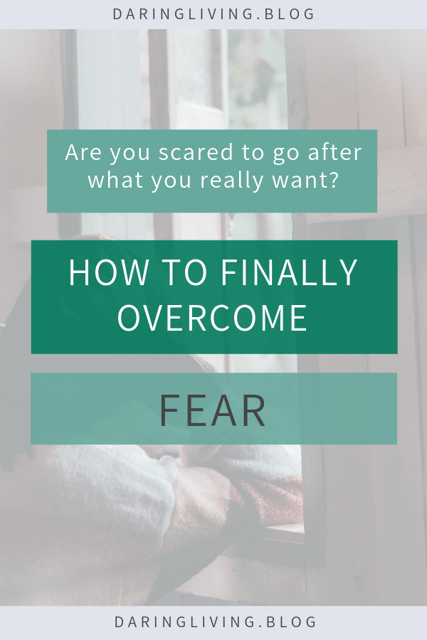 How do you overcome feeling afraid? In this post we discuss about steps to manage and overcome feeling afraid. Fear is a negative emotion. Often, we want to hide from it. There are many deep fears we have. We're afraid of the unknown, of failure, or abandonment. What if we can use fear as a compass to guide us instead of us hiding from us? Daring Living #daringliving #fear #personaldevelopment #selfgrowth #emotion #negativeemotion #selflove #lifecoaching #lifecoach